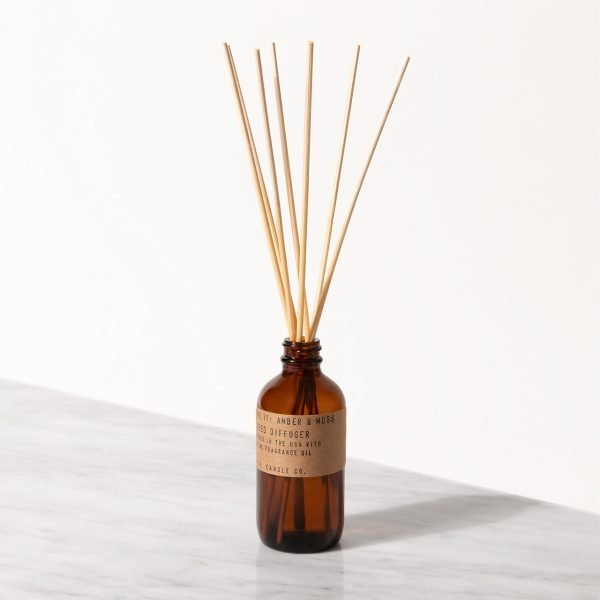 P.F. Candle Co Amber & Moss Diffuser