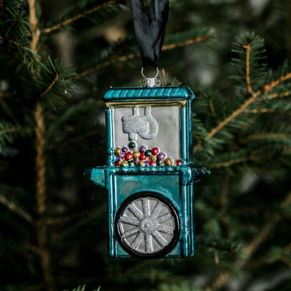 The Hice Candy Machine Ornament